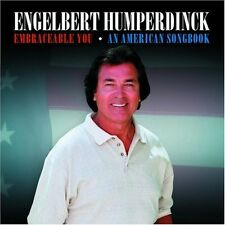 ENGELBERT HUMPERDINCK ~ AN AMERICAN SONGBOOK NEW CD Stardust,Harbor Lights Etc