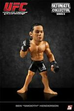 BEN HENDERSON ROUND 5 UFC SERIES 9 REGULAR EDITION ACTION FIGURE - MINT