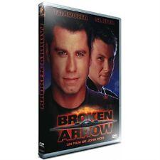 DVD *** BROKEN ARROW *** avec John Travolta, Christian Slater,... (neuf emballé)