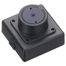 KT&C E700NUP3 Mini SECURITY CAMERA 700 TVL Pinhole Lens SONY Effio 2D-DNR WDR