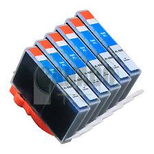 6 CYAN 920XL HIGH YIELD 920BK for HP Printer Officejet 6000 6500 - E609 E709