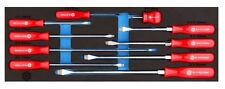 Britool 10 Piece Slotted Screwdriver Set SDSET8 Premium Quality Product