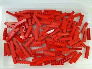 Lego City Red Brick 1x6 Part 3009 X200