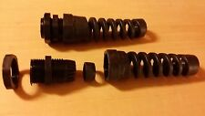 Lot de 2 presse étoupe étanche PG16 avec guide câble pour câble de 8 à 13mm CE