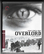 OVERLORD Brian Stirner, dir: Stuart Cooper (Bluray, CRITERION) LIKE NEW!