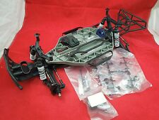 TRAXXAS SLASH MONSTER ENERGY 4X4 HCG PRE ROLLER ROLLING CHASSIS 4WD PARTS LOT