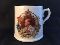 Royal Doulton Coronation 12th May 1937 King Edward VIII Antique Mug