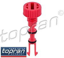TOPRAN Schraube  Kühlerverschluss 408893
