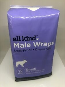 All Kind Disposable Male Dog Diapers Ultra Absorbent Leak-Proof Disposable Wraps