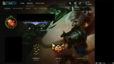 League of Legends Account LOL | Diamond / Unranked / D5 / Gold 1 | NA | 18000 BE