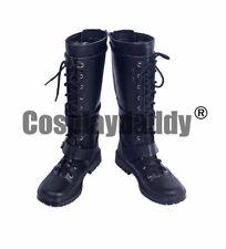 Kingdom Hearts 3 Bring Arts Riku Ally Keyblade Wielder Cosplay Boots Shoes S008