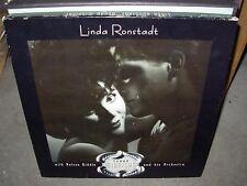 LINDA RONSTADT round midnight ( pop ) 3lp box set - booklet -