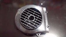 SCOOTER 50CC GY6 CARBON FIBER FAN COVER