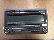 Radio Autoradio Cd-Radio Bosch 5m0035186j VW Golf Plus Année de construction 09-14