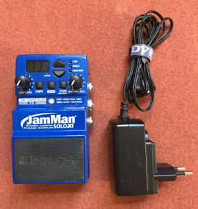 DigiTech JamMan Solo Stereo Looper / Phrase Sampler
