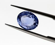 2.23 Ct Natural Sri Lanka Blue Sapphire Loose Excellent Luster Untreated Gem A+
