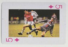 Football World Cup 2006 Playing Card single - Robert Pires - Arsenal - France