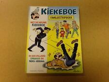 STRIP / KIEKEBOE: FAMILIESTRIPBOEK 1996 | 1ste druk