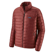 Patagonia Down Sweater Jacket Oxide Red