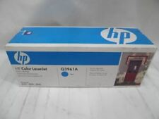 Original HP Q3961A Colour Laserjet 2550/2820/2840 Toner Cart Cyan 4k