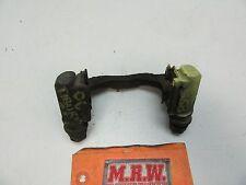 REAR BRAKE CALIPER BRACKET MOUNT MOUNTING SLIDE PIN BACK SADDLE HYUNDAI KIA CAR