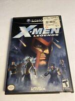X-Men Legends II 2 Rise of Apocalypse Nintendo Gamecube Tested