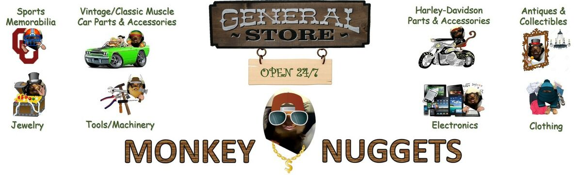 Monkey Nuggets General Store