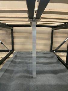 Camper van Metal Folding Bench Seat Bed - Support leg