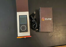 Microsoft Zune 8Gb Black