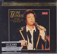 """""""Tom Jones The Golden Hits"""" Japan K2HD 100KHz/24bit Mastering Audiophile CD New"""