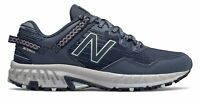 New Balance Women's 410v6 Trail Shoes Navy with Grey
