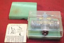 NEW IN BOX ROSS 60 OPPOSED TWIN R/C MODEL AIRPLANE ENGINE .60 10cc