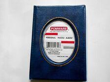 "Pomware Personal 4'x6"" Photo Album No. 900-12852"