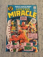 MISTER MIRACLE #4 1st app BIG BARDA Key New Gods Movie Coming [DC, 1971]