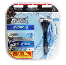 Wilkinson Sword Hydro 3 Men's Razor Daily Shave – Skinguards Protector 2 Pc Set