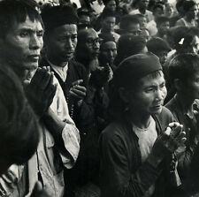 Photo Argentique Chine ? China ? Reportage Vers 1960