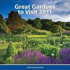 Good, Great Gardens to Visit 2011, Russell, Tony, Book