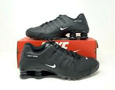 Nike Shox NZ EU 'Black White' Men's Running Shoes 501524-091
