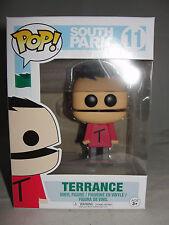 Funko Pop Television South Park Terrance Vinyl Figure-New