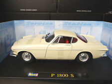 1:18 Revell Volvo 1800 S ivory FREE SHIPPING WORLDWIDE