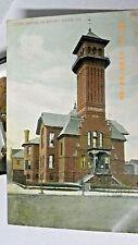 1908 Postmarked Postcard Court House Newport News Virginia Old Postcards