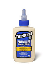 Titebond II PREMIUM WEATHERPROOF WOOD GLUE 4 oz MPN 5002 Titebond ll