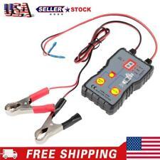 12v Car Fuel Injector Tester Fuel Pressure System Diagnostic Testing Tool