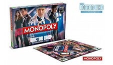DOCTOR WHO - Monopoly 'Regeneration Edition' Board Game (Winning Moves) #NEW