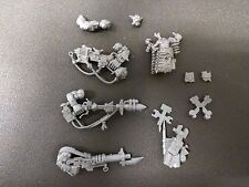 Warhammer 40k Ork Lootas / Burna Boyz Mek Upgrade / Grot Bits