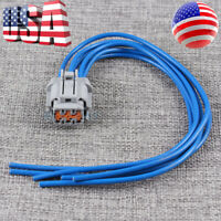 New Pigtail Harness Wiring Connector 6-way for Nissan Headlight 26026-1EA0C 370Z