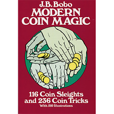 Book: Modern Coin Magic Bobo Book Dover from Murphy's Magic