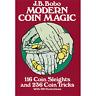 Modern Coin Magic Bobo Book Dover - Book