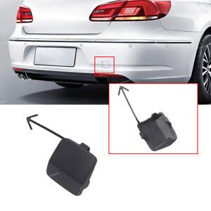 Unpainted Rear Bumper Tow Hook Eye Cap Cover For VW Passat CC 2009-12 #3C8807441