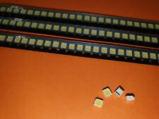 50x Osram SMD Hyper TOPLED® weiss LED P-LCC-2
